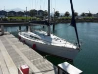 Rental sailboat in Hendaye