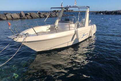 Rental Motorboat Saver open 690 Saint Paul's Bay