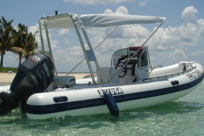 Hire RIB BELUGA 18 OPEN Le Gosier
