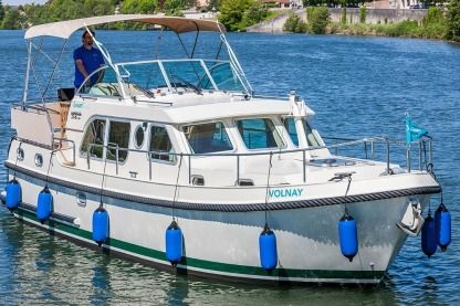 Rental Houseboat Holidays Linssen Grand Sturdy 34.9 Saint-Léger-sur-Dheune