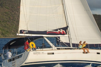Charter Sailboat Moorings 453 Castries