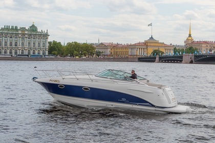 Hire Motorboat Chaparral 290 Saint Petersburg