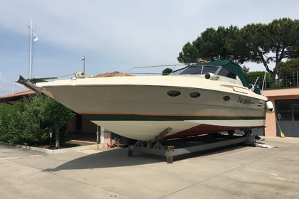 Charter Motorboat RIVA 38 BRAVO Sirmione