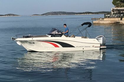 Miete Motorboot Atlantic 690 Sun Cruiser Tribunj