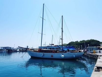 Miete Segelboot Classic Sailing Boat Rhodos