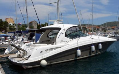 Miete Motorboot Sea Ray 455 Šibenik