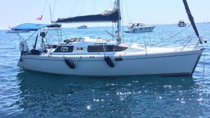Charter Sailboat Kirie Feeling 326 Cannes