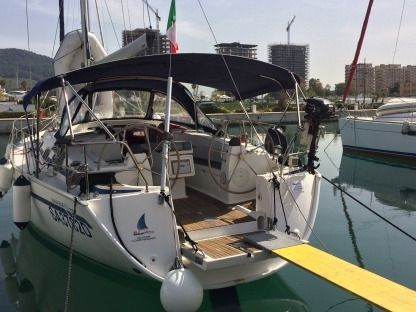 Charter Sailboat Bavaria 40 Cruiser Salerno