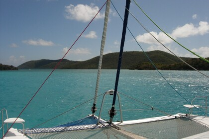 Rental Catamaran FOUNTAINE PAJOT ORANA 44 Sint Maarten