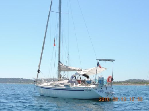 Sailboat GIBERT MARINE Gib-sea 96 peer-to-peer