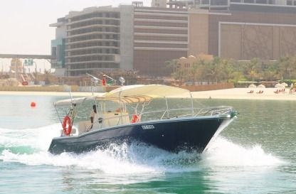 Rental Motorboat Yamaha 36 Ft Dubai