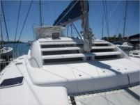 Charter catamaran in Saint Vincent and the Grenadines