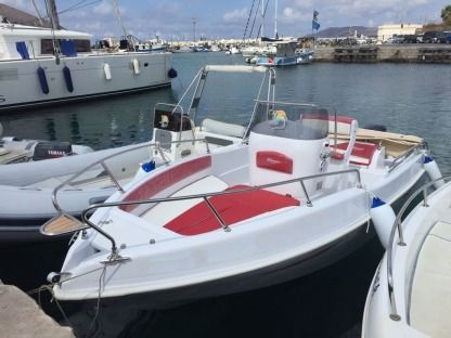 Rental Motorboat Blumax 19 Open Favignana