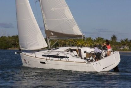 Charter Sailboat Jeanneau Sun Odyssey 349 Saint Vincent and the Grenadines