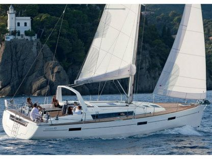 Rental Sailboat Beneteau Oceanis 45 Radazul