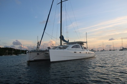 Location Catamaran Robertson & Caine Leopard 42 Saint-Georges