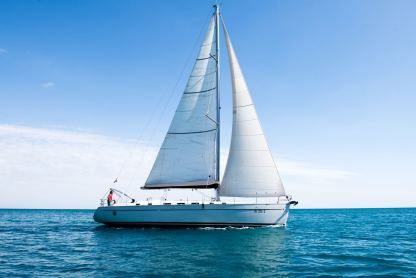 Charter Sailboat Beneteau Cyclades 50.4 Salerno