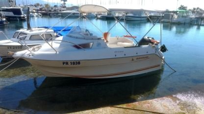 Rental Motorboat Quick Silver 470 Split