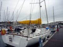 Sailboat Jumbo Composites Class 40 Jumbo for rental