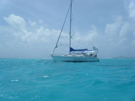 Sailboat Bavaria 36 for rental