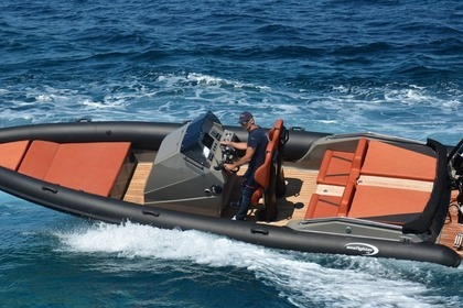 Charter RIB ENDLESS SEAFIGHTER ULTIMATE 30FT. Mykonos