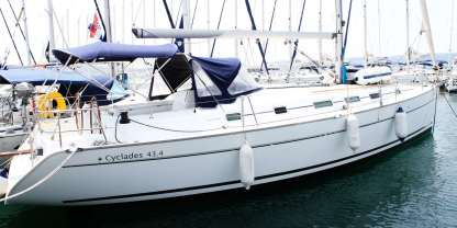 Rental Sailboat Beneteau Cyclades 43.4 Skradin