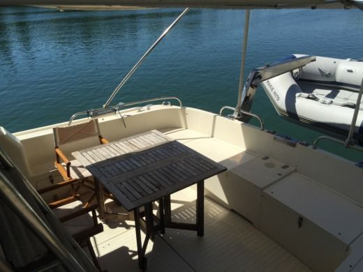 Marine Project Princess 45 Yacht in Fontainebleau for hire