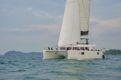 Hire Catamaran Lagoon Lagoon 450 Singapore
