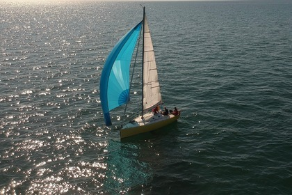 Hire Sailboat GL composite Django duo La Rochelle