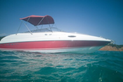Rental Motorboat Regal 2450 Chalkidiki