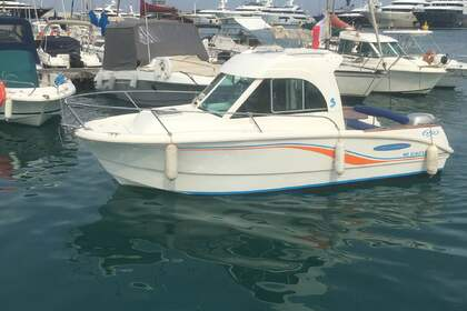 Charter Motorboat Beneteau Antares 650 Antibes