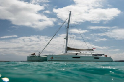 Location Catamaran Fountaine Pajot  Saba 50 Seget Donji