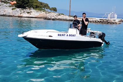 Hire Motorboat Nireus 4.90 Angistri
