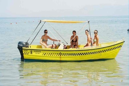 Hire Motorboat Olympic 500 Corfu