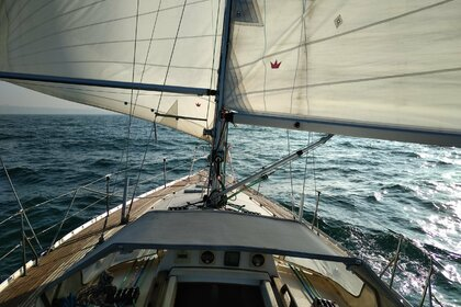 Rental Sailboat DUFOUR 39 Dieppe