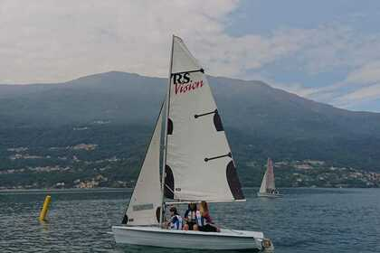 Rental Sailboat Deriva Rs Vision Dervio