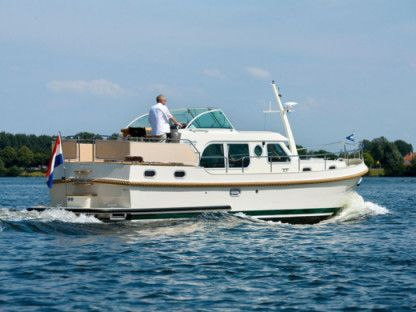 Charter Motorboat  Linssen Grand Sturdy 34.9 Fr Briare
