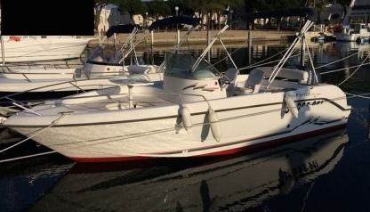 Rental Motorboat B2 Marine Cap Ferret 650 Open Agde