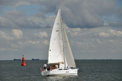 Charter Sailboat Dufour 375 Grand Large Gdynia