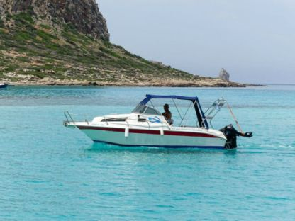 Charter Motorboat Drago Cabin 640 Chania