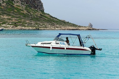 Hire Motorboat Drago Cabin 640 Chania