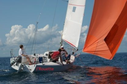 Rental Sailboat J Boats J80 Le Havre