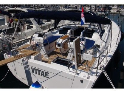 Rental Sailboat  Hanse 455 Pomer