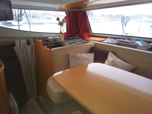 Catamarano Fountaine Pajot Mahé da noleggiare