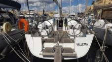 Charter Sailboat Dufour 45 Performance Malta