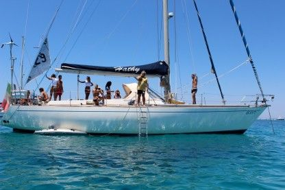 Rental Sailboat Yachting Sorrento Vagabond 53 Castellammare di Stabia