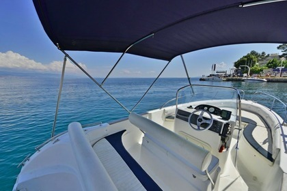 Hire Motorboat MARINELLO 19 Sport Opatija