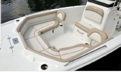 Rental Motorboat Nautic Star 231 Coastal Sunny Isles Beach