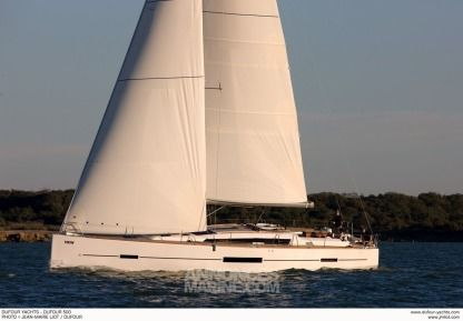Location Voilier Dufour Yacht 512 Grand Large Marseille