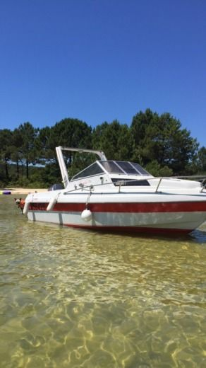 Motorboat Michel Marine Sunday 535 for hire